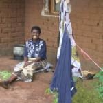 Amayi Mwale and laundry