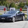 Electric Tesla Fueling Station
