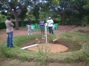 Tikondwe Freedom Gardens, near Dowa