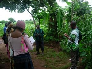 Pastor Chawawa's house, near Kanengo